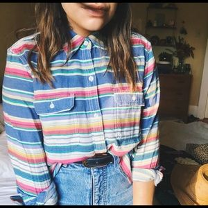 70s inspired, button up